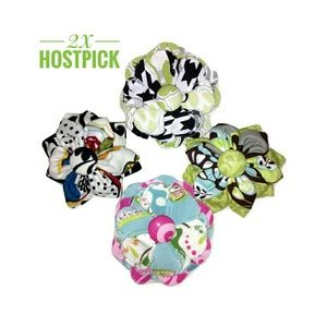 Other - • 2X HP Floral Hair Clips